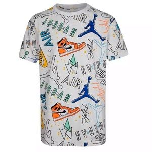 Jordan Youth Playground Tee for boys size 10-12